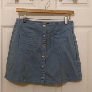 Kendall + Kyle mini skirt